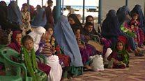 အာဖဂန်ဒုက္ခသည်တွေကို အိမ်ပြန်ပို့