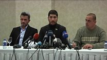 توافق آتش بس سراری در سوریه