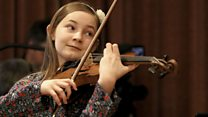The 11-year-old who skips and writes opera