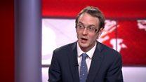 Chris Mason on UK intervention in US-Israel row