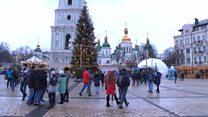 Від площі до площі: новорічна локація у Києві