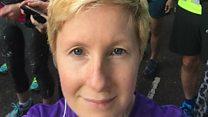 Cancer survivor: Why I'll run a marathon on wedding day