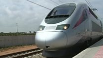 All aboard Morocco's high-speed train
