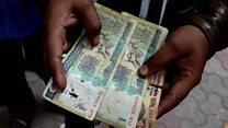 Inde: La fin des gros billets