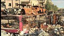सीरिया में संघर्षविराम