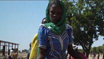 बोको हराम के चरमपंथ से बदहाल नाईजीरियाई परिवार