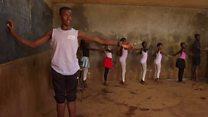 Як хлопець з нетрів Найробі полюбив балет