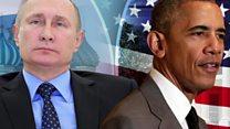 پوتین: دیپلماتهای آمریکایی را به تلافی اخراج نمیکنم
