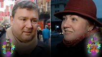Лондон и Москва поздравляют друг друга с Новым годом