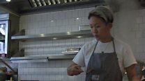 2017亚洲最佳女厨周思薇的拿手菜--猪腩肉包