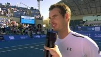 Knighted Murray still feels 'like Andy'