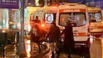 İstanbul'daki saldırının görgü tanığı: Çok yaralı vardı, polis çok hızlı geldi