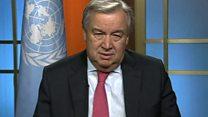 چالش های پیش روی دبیر کل جدید سازمان ملل