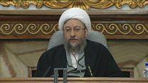 صادق لاریجانی از عملکرد قوه قضاییه در پرونده بابک زنجانی دفاع کرد