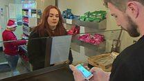 تطبيق جديد يقلص من اهدار الطعام  في بريطانيا
