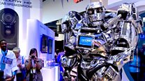 50 years of gadgets at the CES tech show