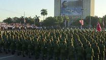 Керівництво Куби парадом нагадало про Фіделя