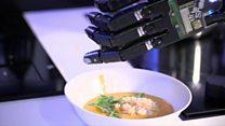 Meet Moley - the robotic kitchen