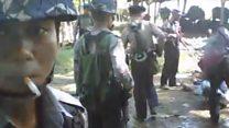 Arrestan policías en Birmania tras video que muestra brutalidad contra minoría rohingya