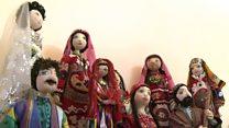 فروش عروسک برای کمک به کودکان با استعداد