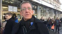 Commuters confident over new platform