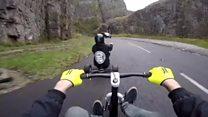 Concerns over drift-triking craze in Somerset