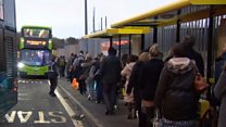 Wirral loop line closes for six weeks as tracks replaced