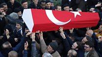 """Очевидиця нападу в Стамбулі: """"Я думала, ми всі помремо"""""""