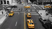 Layanan berbagi taksi bisa kurangi kemacetan hingga 75%
