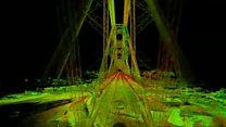 El hipnótico viaje por una de las joyas de la ingeniería: el puente Forth