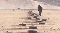 نزع آلاف الألغام من مناطق سكنية في اليمن