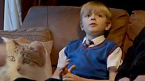 'My mum's partner tried to kill us'