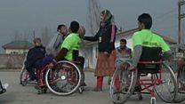 نوجوان جنھوں نے معذوری کو مجبوری نہیں بننے دیا