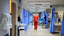 Emergency departments in 'acute state of distress'