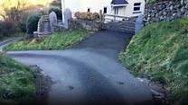 Life on Wales' steepest streets