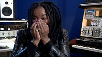 Ray BLK learns she's the Sound of 2017