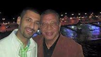 ملتح يذبح قبطيا يملك محلا للتسالي والخمور في مصر