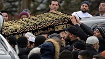 Funeral held for Yassar Yaqub