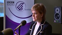 FM: 'Soft Brexit could put off indyref2'