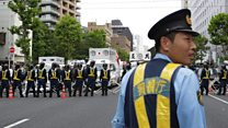 Martial arts and futons: how the Japanese police confront violence
