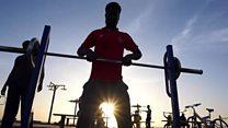 La culture du sport à Dakar