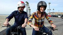 Testing the 'go anywhere' electric bike