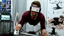 VR flight kit turns slobs into Superman