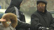 ชีวิตชาวบ้านท่ามกลางวิกฤติมลพิษทางอากาศในจีน