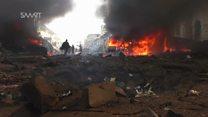 Dozens killed in Syria car bomb