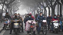 Ở thành phố ô nhiễm nhất Trung Quốc