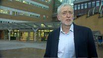 Red Cross NHS warning 'unprecedented'