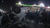 Riots break out over Mexico petrol costs
