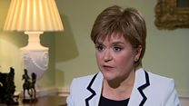 Scotland 'not bluffing' on Indyref 2 - Sturgeon