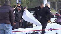 مقتل 4 إسرائليين في حادث دهس نفذه فلسطيني في القدس
